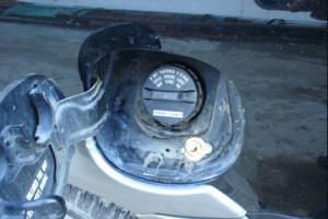Газовое заправочное устройство