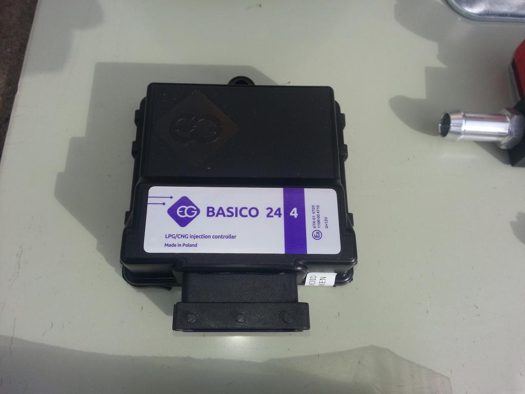 Контроллер Basico 24.4